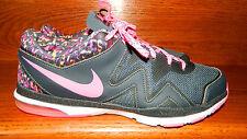 Nike Air Sculpt TR2 RunTraining 724865-007 Women 8.5 Size 8 & 1/2 Black Pink