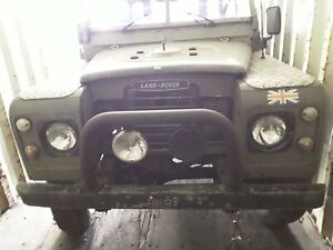 Land Rover series 3 diesel complete for restoration