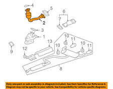 GM OEM-Exhaust System-Catalytic Converter & Pipe Left 25808582