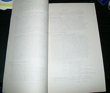 AIRCRAFT RECOGNITION WEAPON NOTES FOR FTS COURSE NOTES C.G.S. T.11. 1951