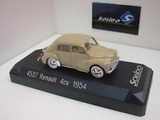 AUTO 1:43 SOLIDO RENAULT 4CV 1954  OCRA   4537