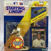 Vintage Danny Tratabull New York Yankees Starting Lineup Figure 1991 MLB NIP NEW