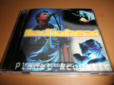 RADIOHEAD live CD planet acoustic CREEP nobody does it better MY IRON LUNG bones