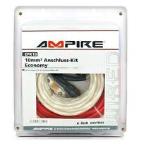 AMPIRE EPK10 Power-Kit 10mm² (Economy) Verstärker-Anschlußkabel-Set 10mm