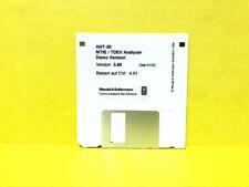 Wandel Amp Goltermann Ant 20 Mtietdev Analyzer Demo 300 Disk 0102 Software