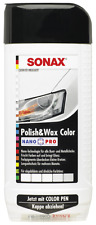 SONAX Polish Wax Color weiß Politur Colorpen 500ml