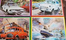 Vintage Set Of Victory Jigsaw Puzzles