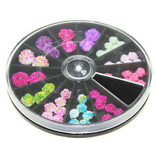 Decor Nail Art Resin Roses Newest DIY Artificial Flowers Acrylic Manicures