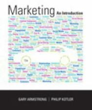 Marketing : An Introduction by Gary Armstrong and Philip Kotler