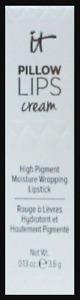 New It Cosmetics Pillow Lips Collagen Infused Cream Lipstick Pick 1 Shade