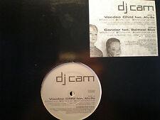 """DJ CAM - VOODOO CHILD (12"""")  2003!!!  RARE!!!  DJ PREMIER + AFU-RA + GURU!!!"""