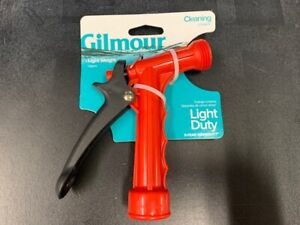Gilmour part # 804742-1001 Red light duty cleaning Nozzle