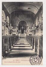 nancy ,  intérieur de la synagogue