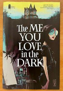 ME YOU LOVE IN THE DARK #1 Jorge Corona Main Cover A 1st Print Image Comics NM
