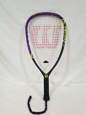 Wilson Rollers Hyper Carbon 195 Raquetball Racquet