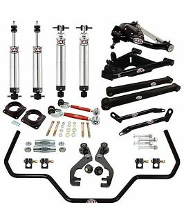 QA1 Suspension Kit Drag Racing Level 1 Fits 1978-1988 GM G-Body,Buick GN,Chevy
