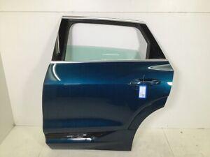 Blue LL5E Door Left Rear Audi E-Tron ( Gen ) Electric Quattro 300 Kw 408 HP