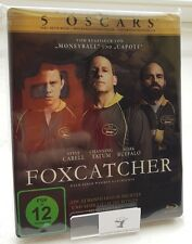 Foxcatcher (2014) - Limited Edition Steelbook Blu-ray