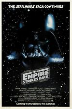 New listing Star wars The empire strikes back #5 cult sci-fi movie poster print