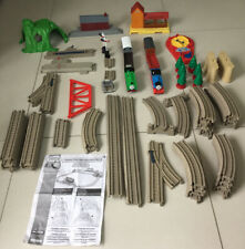 Thomas The Tank Engine Elsbridge Adventure Set Trackmaster Trains & Turntable +
