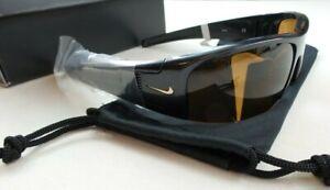 Nike Diverge Men's Polarized Sunglasses Brown Max Polarized Lens EV0327 New