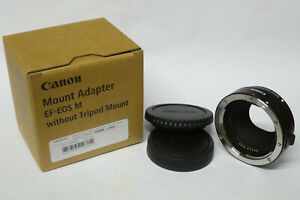 Canon Mount Adapter EF / EF-S auf EOS M Kameras Neuware bulk