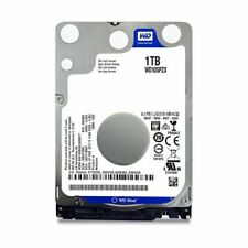 Western Digital Blue 1TB,Internal,5400 RPM,2.5 inch Hard Drive WD10SPZX