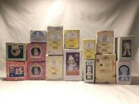 Precious Moments Lot Of 15 Assorted Figurines