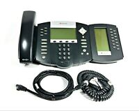 POLYCOM SoundPoint IP 650 + IP BEM Expansion Module VoIP SIP Business Phone
