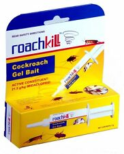 Roachkill Cockroach Gel Bait Cockroach killer 5g, controls up to 3 Months