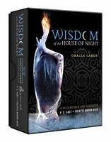 Wisdom of the House of Night Oracle Cards: A 50-Card Deck and Guidebook (Cards)