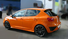 SEAT IBIZA 6J 5 DOOR SIDE SKIRTS ( 2008-2016 )