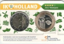 "HOLLAND COIN FAIR 2017: COINCARD SERIE: IK HOU VAN HOLLAND DEEL 4: ""KLOMPEN"""