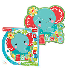 Trefl Baby First Jigsaw Puzzle Animal Elephant Child Educational Thick Pieces