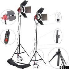 396224 DynaSun Kit 2x Dj800 1600 W Illuminatore Compatto