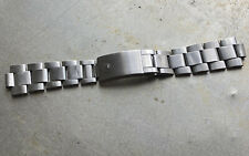 Rolex 7836 Steel  Bracelet  Code B No End Link Genuine