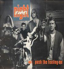 Nightcrawlers - Push The Feeling On - 1992 - 4th & Broadway - 12 BRW 258 - Uk