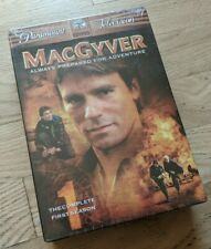 MacGyver - The Complete First Season (Dvd, 2005, 6-Disc Set) Brand New & Sealed