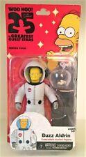 BUZZ ALDRIN action figure THE SIMPSONS Disney ASTRONAUT soldier NASA lightyear