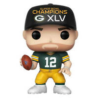 Funko Pop! Football - Packers: Aaron Rodgers #43 - Brand New!