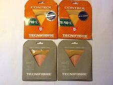 New Tecnifibre tennis string TR Pro SPL15L,multi core, 4 sets in retail packs