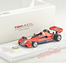 NEW 1/43 TSM154303 Brabham BT45B Alfa Romeo, Germany GP 1977, Stuck #8