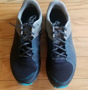 Women's Trail Running Tennis Shoes new balance Black/Gray Size US 11D