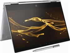 "HP Spectre x360 13.3"" 4K UHD Touch Notebook/Tablet i7-8550U 16GB 512GB SSD SLV"