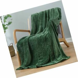 Inhand Fleece Throw Blankets, Super Soft Flannel Cozy Blankets for Adults, Wa...