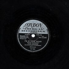 Classic Fats Domino 78 My blue heaven/I 'm in love again Londres HL-U 8280 V +