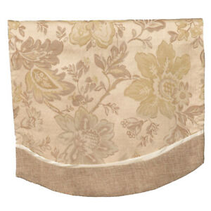 Anastasia Traditional Floral Tapestry Single Chairback Furniture Antimacassar