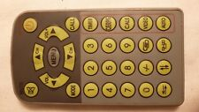 UNIVERSAL STEREO DVD REMOTE CONTROL USED