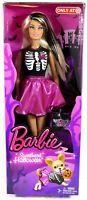 Barbie HALLOWEEN SWEETHEART BARBIE Doll BBV56 Target Exclusive Skeleton 2013