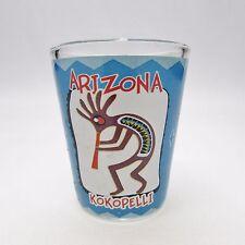 Arizona Souvenir Shot Glass - Kokopelli Shooter AZ State
